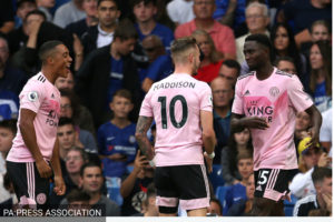 Ndidi makes up for early error to ruin Lampard's Chelsea homecoming as Leicester snatch a point