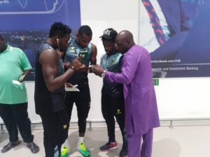 Kano Pillars touch down in Ghana ahead of CAF Champions Clash with Kotoko