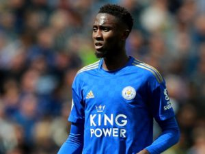 Leicester City seek to block Ndidi from Super Eagles' friendly Against Ukraine