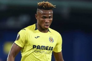Samuel Chukwueze fails to score in Villarreal's defeat to Levante