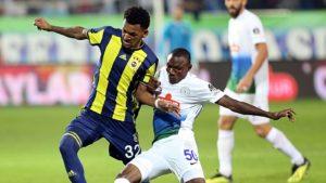 Caykur Rizespor sign Nigerian midfielder Aminu Umar from Osmanlıspor