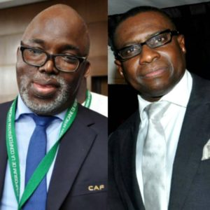 Exclusive: Ex NFF Boss Kojo Wants Pinnick Out of NFF Presidency Over Corruption Allegations