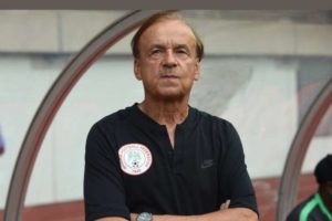 Sad News: Super Eagles' manager Gernot Rohr loses mother