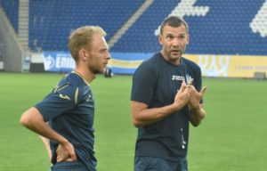 Physically Strong Super Eagles Will Be Difficult To Beat: Shevchenko