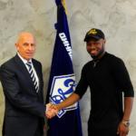 Super Eagles Striker Joins Dynamo Moscow On Loan