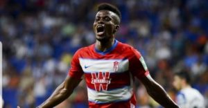 Ramon Azeez Catches Rohr's Attention With Superb Goal For Granada In Laliga