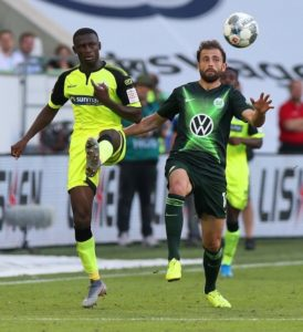 Playing In The Bundesliga Has Made Me A Better Player Than Before- Jamilu Collins