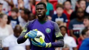 Uzoho Buzzing For Super Eagles Game Against Ukraine After Back To Back Clean Sheet For Omonia