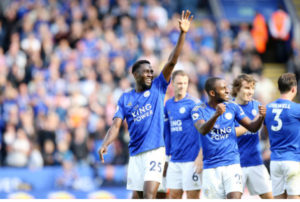 """Rodgers lauds Ndidi after """"Good Result"""" against Tottenham"""