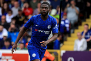 NFF to go After Chelsea's Fikayo Tomori