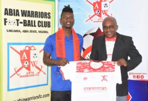 Ex-ASEC Striker Kueiman Returns To NPFL, Targets Title Win With Abia Warriors