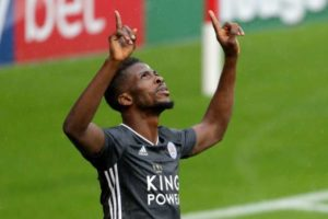 Why we benched Kelechi Iheanacho – Leicester coach