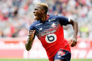 Lille star Victor Osimhen confident ahead of Champions League trip to Ajax