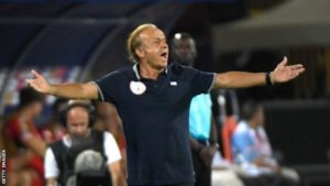 Gernot Rohr unhappy at fixture schedule