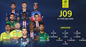 Victor Osimhen Makes Ligue 1 Team Of The Week