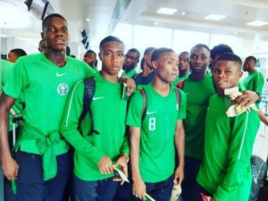 Another Brazil, Nigeria clash As Golden Eaglets tackle Sao Paulo FC in friendly