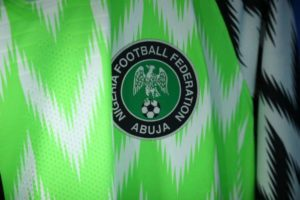 Super Eagles kits yet to arrive Singapore