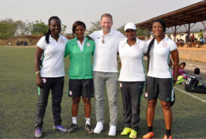 NFF Confirms Super Falcons Head Coach Thomas Dennerby's Resignation