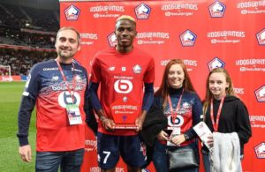 Victor Osimhen Rescues Lille From Defeat With Goal Number 8 Of The Season, Voted POTM