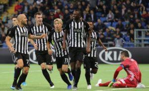 Sadiq Umar Makes Europa League Team Of The Week After Brace For Partizan Beograd October 4, 20190
