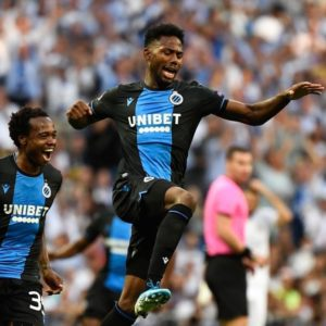Emmanuel Bonaventure and 3 others shortlisted for UCL player of the week nomination