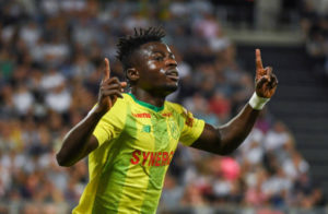 Nantes Manager Shower Praises at Moses Simon Says he is a Complete player