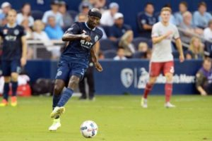 Nigerian international Opara nominated for MLS Defender of Year Award