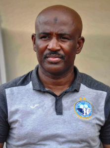 Enyimba Coach Abdallah Happy With Level of NPFL Competition