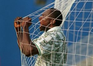 Minister, Nigerians celebrate Rashidi Yekini's posthumous birthday