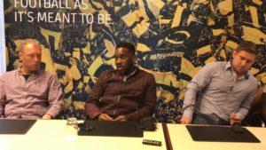 Okocha sings German praises in developing African talents