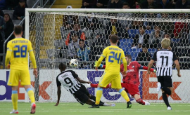 Europa League : Partizan's Sadiq Fires Warning To Manchester United After Brace Vs Astana