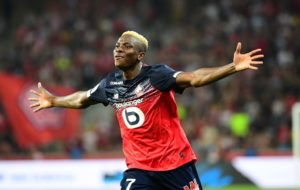 UCL: Osimhen Cancels Out Tammy Abraham's Goal But Lille Slump To Yet Another Defeat To Chelsea