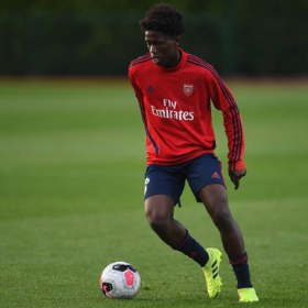 Arsenal Academy Product Handed Late Nigeria Call-Up Ahead Of FIFA U17 World Cup