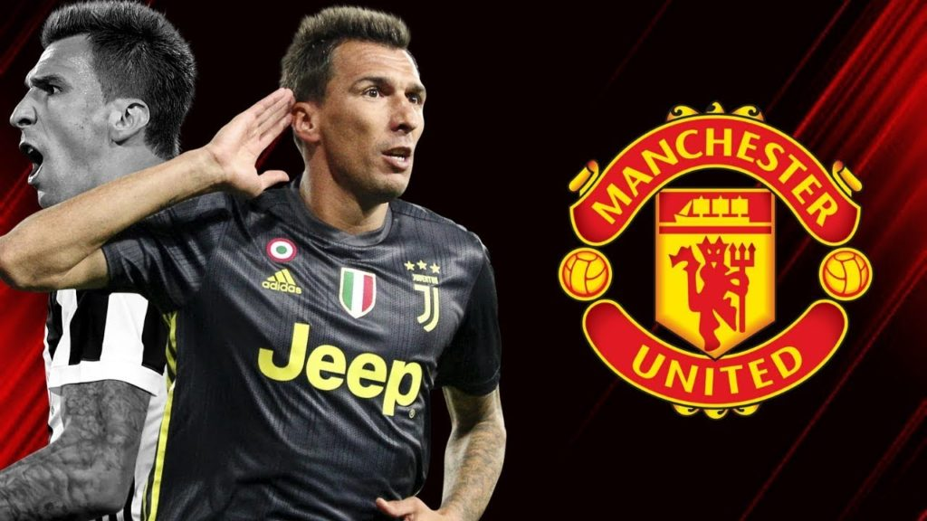 Manchester United Close To Mandzukic Deal