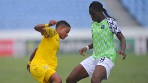 Nigeria victory is a stepping stone to World Cup - Refiloe Jane