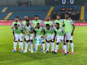 Super Eagles Hit Maseru Friday For Lesotho Clash