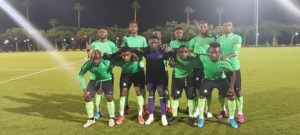 Ivory Coast edge 10-man Eagles to get their first win of AFCONU23