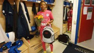 Nigeria midfielder Ayinde signs Eskilstuna United contract extension