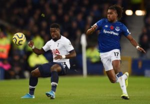 Iwobi Set To Make 110 Premier League Appearance In Everton's Away Clash At Southampton