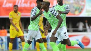 Osimhen Okays Partnership With Kalu And Chukwueze In Attack