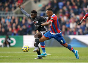 Ndidi Bossed Leicester City's Midfield in win Over Palace