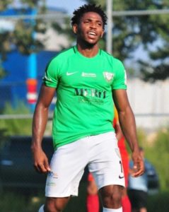 Mbah Nets Six Goals In Northern Cyprus, Eyes Olympic Eagles Call-Up