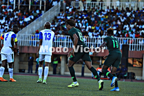 Makinwa Points Out Two Factors That Helped The Super Eagles Beat Benin, Lesotho