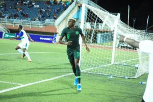 Ighalo Hails Fantastic Osimhen After Impressive Showing Vs Lesotho