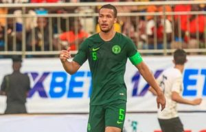 Williams Troost-Ekong: I'm enjoying the competition in Super Eagles camp