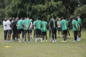 AFCONQ: Why Super Eagles departure to Lesotho was postponed