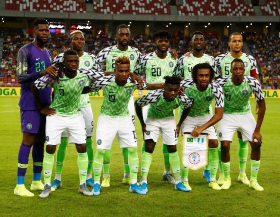 FIFA World Ranking (November): Super Eagles Move Up 4 Places, Now 31st; Still 3rd in Africa
