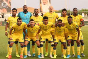 Musa Fires Benin, Lesotho Warning; Bags Brace In Al Nassr's Cup Win Vs Afif