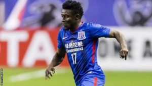 Ex Eagles Star Obafemi Martins not contemplating retirement yet