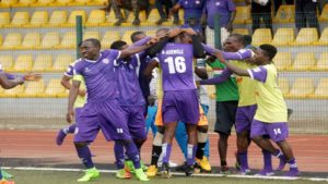 NPFL Review : MFM survive Warri Wolves scare, Sunshine Stars silence Enyimba